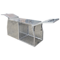 Dog Cage And Toolbox 16010L 1780mm(L) x 700mm(W) x 800mm(H)