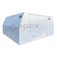 Canopy White AC1800CPWL - 1800mm(L) x 1800mm(W) x 860mm(H)